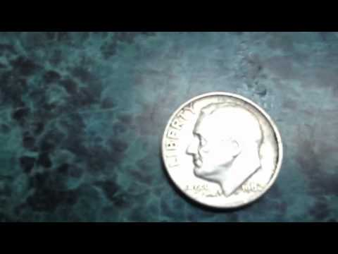 Coins roll hunting 1964 silver dime