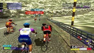 Le Tour de France PS2 Gameplay HD (PCSX2)