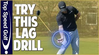 Best Golf Lag Drill