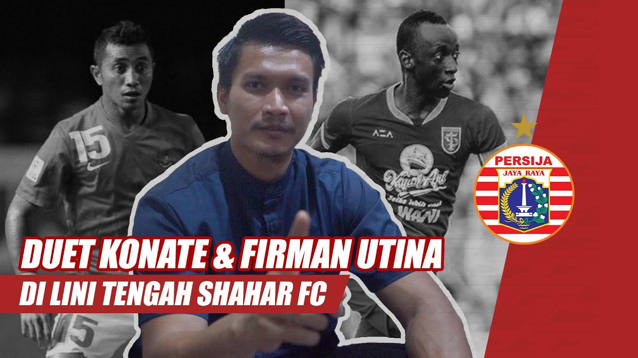 Duet Konate dan Firman Utina Jadi Pilihan Shahar Ginanjar | My Best XI