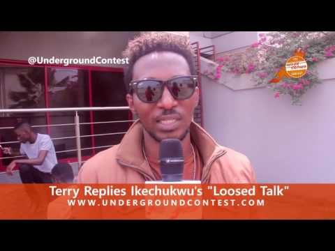 """TERRY THA RAPMAN REPLIES IKECHUKWU'S """"LOOSED TALK"""" FOR TRYING TO DISS HIM"""