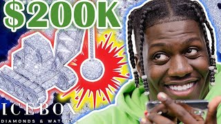 Lil Yachty Drops $200K at Icebox Before Rolling Loud in Miami!
