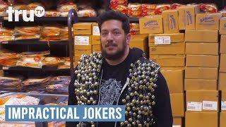 Impractical Jokers: Inside Jokes - Jingle Bell Godzilla | truTV