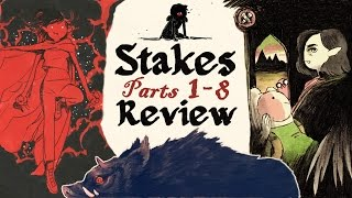 Stakes Miniseries Megareview (Adventure Time S7E6–13)