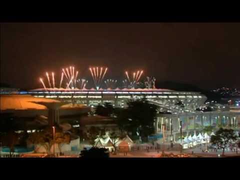 2016 Summer Olympics Opening Ceremony