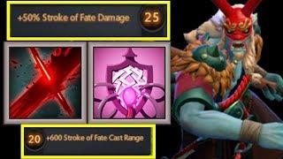 Infinite Stroke Of Fate Permanent Slow | Dota 2 Ability Draft
