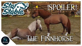 SSO - !SPOILER! - The Finnhorse - All animations, mane styles, stats and price