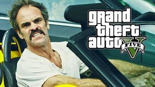بث مباشركلنا مغاربة في لعبة حرامي السيارات   5- Grand Theft Auto V PC Gamer Maroc