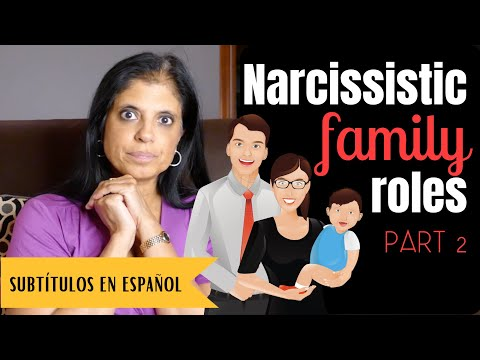Narcissistic family roles part II: The case of blended families (subtítulos en español) from YouTube · Duration:  7 minutes 9 seconds