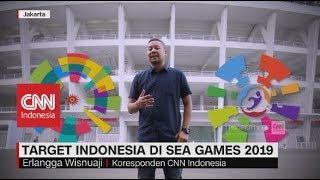Gambar cover Target Indonesia di Sea Games 2019