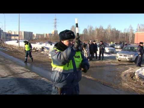 В Челябинске сотрудники ДПС провели проверки водителей на предмет  признаков  опьянения