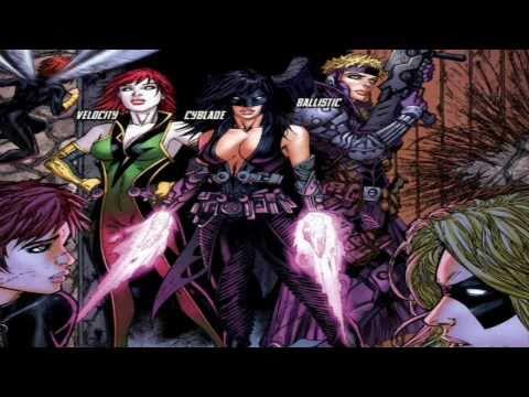 Comicbook Divas: Knockouts - Flesh For Fantasy