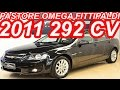 PASTORE Chevrolet Omega CD Fittipaldi 2011 aro 17 AT6 RWD 3.6 V6 292 cv 36,7 mkgf 0-100 kmh 6,8 s