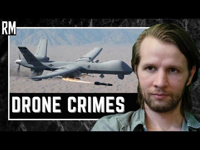 Daniel Hale Sentenced for Exposing US Drone War Crimes