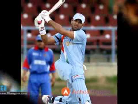 Yuvraj Singh Photo Slildeshow Youtube