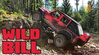 TOYOTA VS JEEP on Wild Bill Trail!