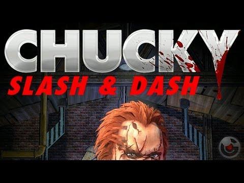 Chucky: Slash & Dash - IPhone/iPad Gameplay