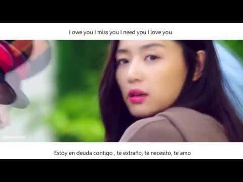 Yoonmirae - You are my world [Sub Español + Hangul + Rom] The Legend Of The Blue Sea OST