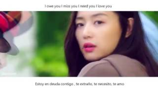 Cover images Yoonmirae - You are my world [Sub Español + Hangul + Rom] The Legend Of The Blue Sea OST