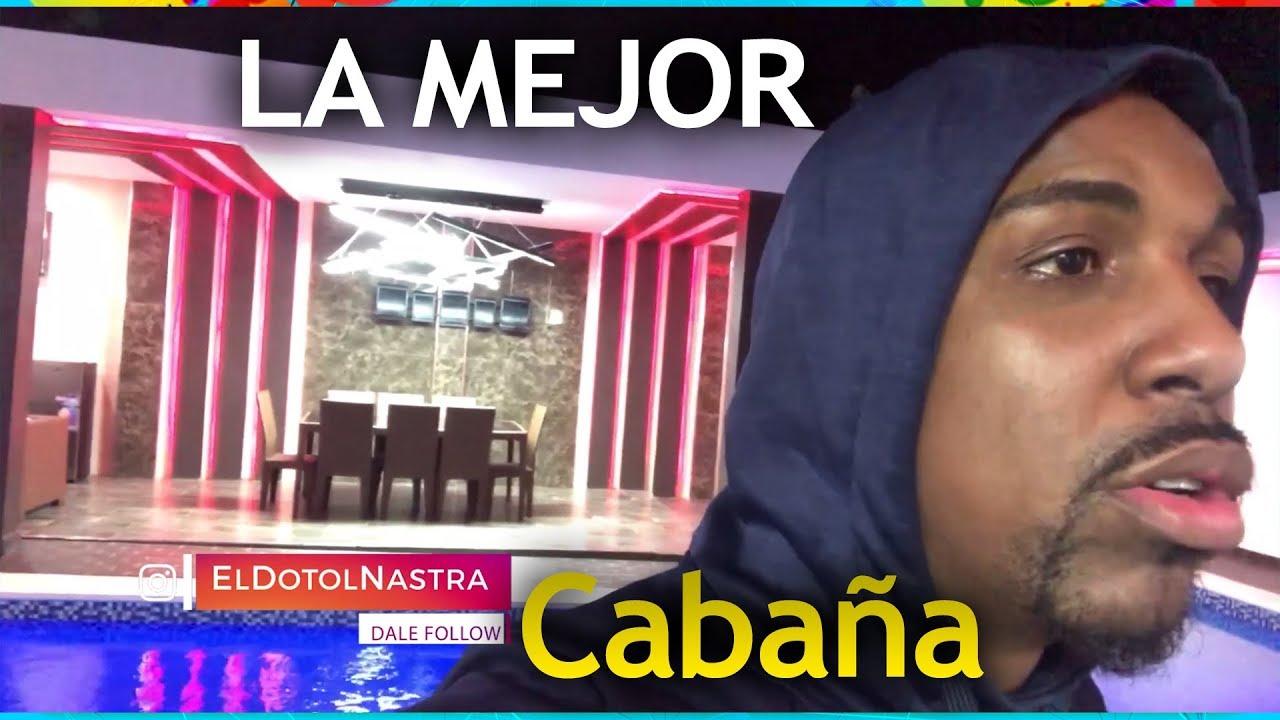 La Mejor Cabaña De Rep. Dominicana