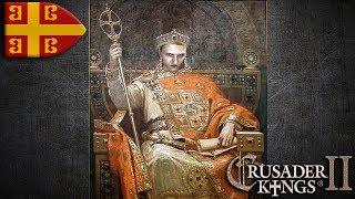 Император Византии. Дорога к Римской Империи. Crusader Kings 2 (v. 3.2.1) #4