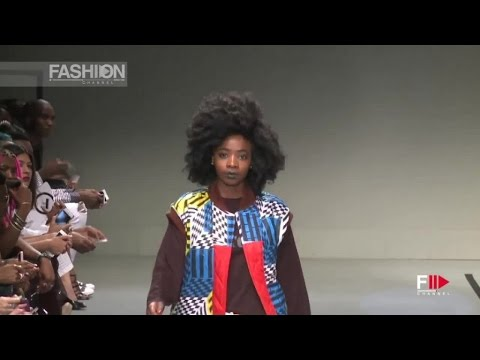 DOPE COUP South African Fashion Week AW 2016 by Fashion Channel