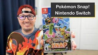 Pokémon Snap! The Nintendo Switch Sequel