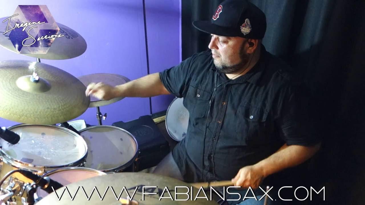 Fabian Hernandez Sax - The Shoofle Solo - Imagine Sessions