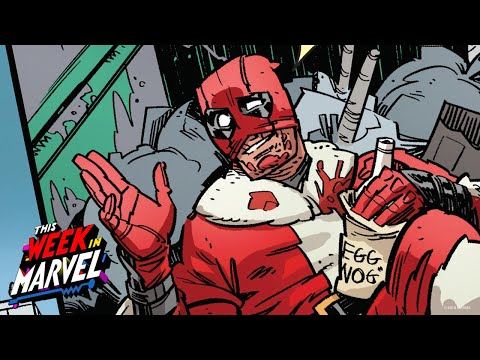 Deadpool's Wild Holiday Adventure in 'SEASONS BEATINGS' | This Week in Marvel