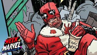 Deadpool's Wild Holiday Adventure in 'SEASONS BEATINGS'   This Week in Marvel
