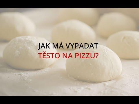 Jak má vypadat těsto na pizzu - recept na Pizzaguru.cz