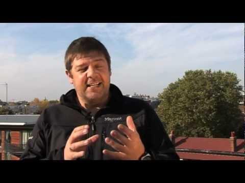 Mark Wood, explorer - interview