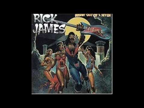 RICK JAMES-BUSTIN OUT (ON THE FUNK)