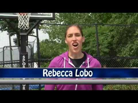 Rebecca Lobo PSA