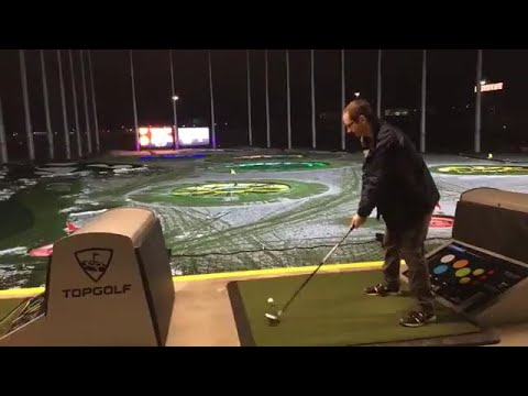 Tour of Topgolf Detroit-Auburn Hills