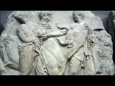 """""""Ode on a Grecian Urn"""" by John Keats (read by Tom O"""