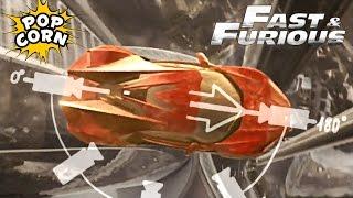 ФОРСАЖ: Секрет крутых гоночных сцен / Правила постановки и монтажа (The Fate Of The Furious)