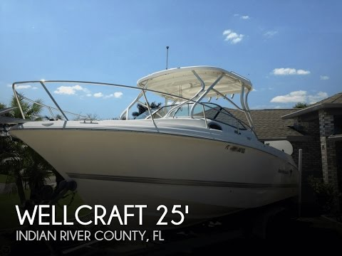 [SOLD] Used 2004 Wellcraft 252 Coastal In Sebastian, Florida