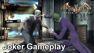 Batman Arkham Asylum GOTY | Joker Gameplay + Bonus Fail [ITA]