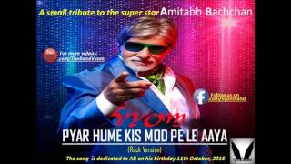Pyar Hume Kis Mod Pe Le Aaya | Rock Version | VYOM BAND  | Official Cover Mp3 Video