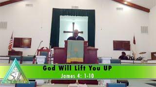 Small Memorial AME Zion Church S1 E24