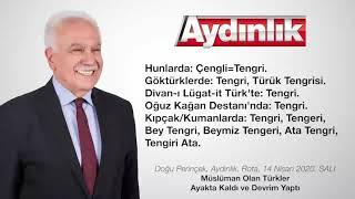 SESLİ KÖŞE Rota - Müslüman olan Türkler ayakta kaldı ve devrim yaptı