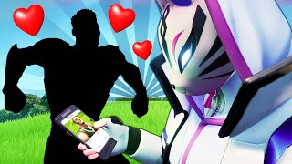 Catalyst has a... BOYFRIEND?! (Fortnite Short Film)