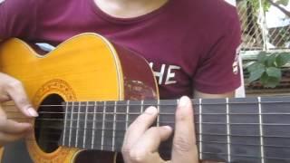 Em yêu trường em || Guitar solo