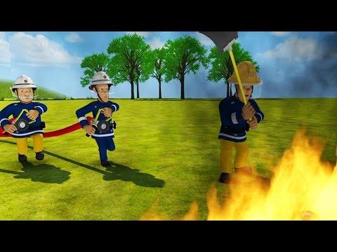 Fireman Sam New Episodes HD | Boyce Will Be Boyce \ Trapped kite | Fighting Fire 🔥🚒Kids Cartoon