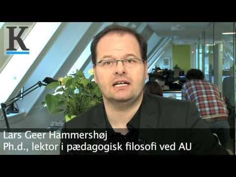 Kreativitetskløften: Lektor Lars Geer Hammershøj om det delte Danmark