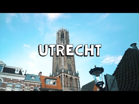 Travel to Utrecht: Best city of Netherland I Vlog I The Netherlands