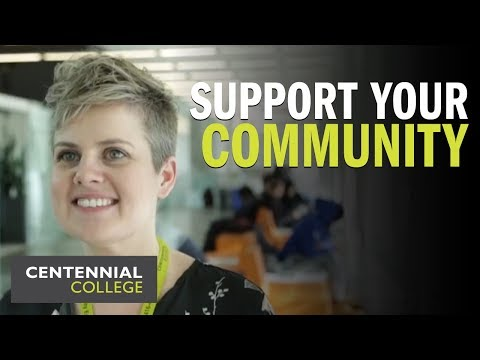 Developmental Services Worker Program at Centennial College