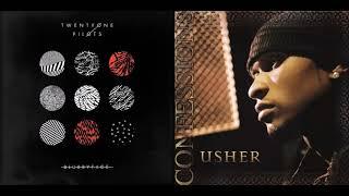 Gambar cover Yeah! TV! (Mashup) - twenty øne pilots & Usher ft. Lil Jon & Ludacris