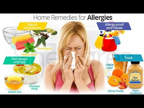 How to Get Rid of Seasonal Allergies Naturally.